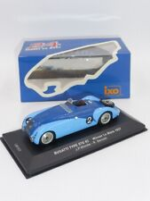 IXO Bugatti Type 57G No2 Winner Le Mans 1937 Item LM1937 Boxed