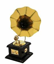 Handmade Vintage Dummy Gramophone Only For Home Decor