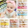 3/1PCS Kid Headband Hair Toddler Girls baby Bowknot Accessories Hairband Set T5