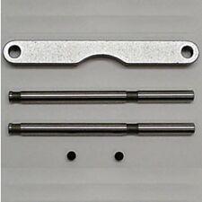 GS Racing GSC-STP37 Front Aluminum Hinge Pin Braces Storm Plus/RTR Evo Vintage