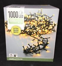 Lichterkette 1000 LED extra warm White 8 Funktionen