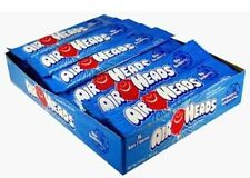Airheads Blue Raspberry 36 Count Candy Bulk Taffy Chewy Air Head Fruity Candies