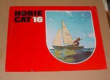 1973 Hobie Cat 10 Sales Brochure