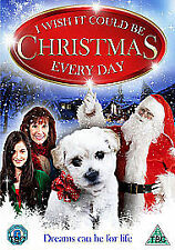 I Wish It Could Be Christmas Every Day [DVD], in Good Condition, Aaron Jaeger, B