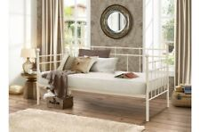 Elegantly Constructed Stunning Modern Day Bed 3FT Sophisticated Cream Finish