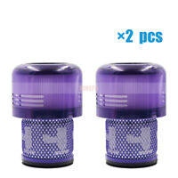 2pcs washable HEPA Post Filter For Dyson V11 SV14 stick handheld Vacuum Cleaner