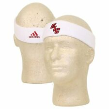 NEW! ADIDAS Chicago Illinois UIC Flames White NCAA Athletic Headband Basketball