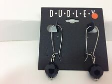 Ear Rings Dudley Black