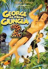 George Re Della Giungla 2 (2003) DVD Ologramma Tondo