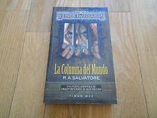 libro fantasía - LA COLUMNA DEL MUNDO - Reinos Olvidados - Timun Mas - Salvatore