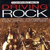 Various Artists : Driving Rock: 38 Classic Tracks For the CD Fast and FREE P & P