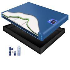85% Waveless Waterbed Mattress Kit w/ Accessories