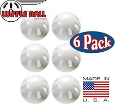 Official Wiffle® Balls Baseballs Bulk Packaged 6 Pack