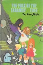 1972 Enid Blyton the folk of the faraway tree HB GUC Dean & Son London vintage
