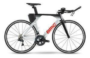 BMC TIMEMACHINE 02 ONE ULTEGRA Di2 M SHORT 2020 SILVER TT Triathlon  Carbon 11S
