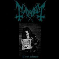 MAYHEM - LIVE IN JESSHEIM   VINYL LP NEUF