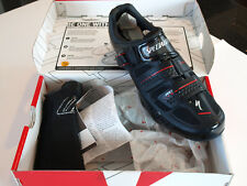 Specialized Body Geometry Pro Rd Wide Shoes Black/Red 7.5 US, 40 EU NEW
