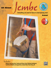 All About Jembe. Book and ECD; Kalani, Percussion solo, ALFRED - 20617