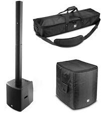 LD SYSTEMS MAUI 28 G2 Kompakt-PA Säulensystem, B-Ware incl. Sat-Bag & Sub-Bag !!