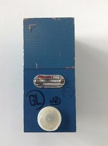 REXROTH  3710300000 ND7  3/2-way Pneumatic Directional Control Valve 30 bar