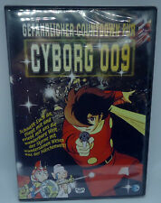 Gefährlicher Countdown für Cyborg 009 - Anime / Trickfilm DVD - 1980 / 2003  NEU