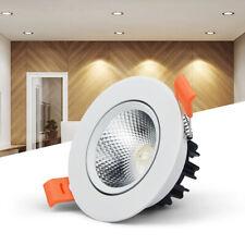 5W 7W 12W 15W Led Ceiling Cob Downlights Recessed Spotlights Lamp Light + Driver