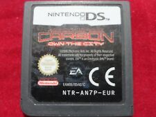 NEED FOR SPEED CARBON OWN THE CITY NINTENDO DS DS LITE DSI 3DS