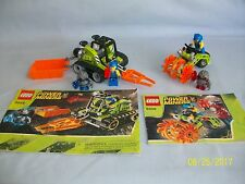 Lego Set 8958 Granite Grinder POWER MINERS 8956 Stone Chopper 100% complete book