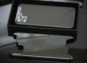 0.7mm Ultra Thin Real Aramid Carbon Fiber Case Cover For iPhone 13 Pro Max 12 11