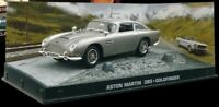 JAMES BOND 007 model film cars GOLDFINGER Thunderbird Lincoln Royce Aston Martin