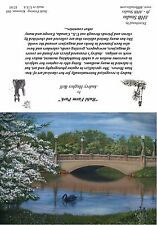10 assorted Animal Blank Greeting Cards artist Audrey Hughes Bell - AHB Studio