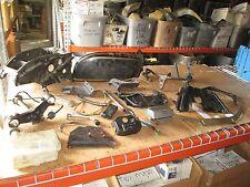84 Honda GL1200 Breather Box Trip Meter Side Cover Triple Tree Etc Parts Lot #3