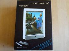 Just Mobile HORIZON Aluminum WALL MOUNT for IPAD + iPad 2 Portrait or Landscape