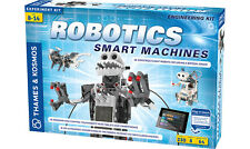 Robotics Smart Machines Thames & Kosmos Engineering, Build, Program, Control