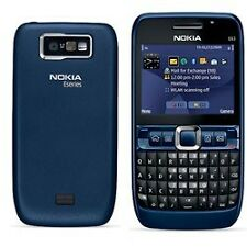 Seller Refurbished Nokia E63 with box & genuine accessories - Blue!