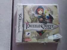 * Jeu DS Puzzle Quest #NEUF# PAL new game dsl dsi dsxl 3ds