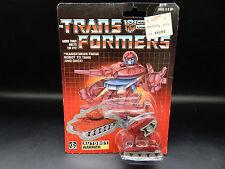 MOC vintage WARPATH Hasbro Transformers Autobot mini car SEALED original toy MIP