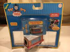 NIP - Diecast Jack Jumps In Movie Car Thomas & Friends Take N Play Take Along