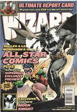 Magazine Wizard The Guide to Comics October 2005 Issue 168