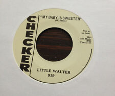 LITTLE WALTER Crazy Mixed Up World NEW BREED R&B POPCORN MOD NORTHERN SOUL