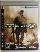 Call of Duty: Modern Warfare 2 (PlayStation 3, 2009) Complete - Excellent Cond!