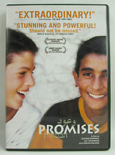 Promises DVD Portrait of Seven Palestinian and Israeli Children 2004 N.Y. Video