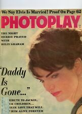 PhotoPlay Feb 1964 Tribute to Jackie and Children See My Store