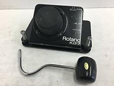 Roland KD-7 Electronic Kick Trigger Pad Used