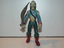 PIRATES OF DARK WATER 'MANTUS' 99% COMPLETE 1990 HASBRO HANNA BARBARA