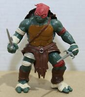 "TMNT Teenage Mutant Ninja Turtles Combat Warrior Raphael 6"" Paramount Playmates"