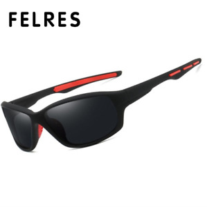 Sport Polarized Sunglasses For Men UV400 Outdoor Driving Cycling Fishing Glasses