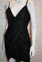 PILGRIM Brand Black AROUND THE WORLD Dress Size 10 BNWT #TM29