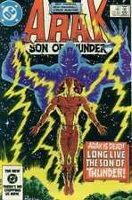 ARAK SON OF THUNDER #33