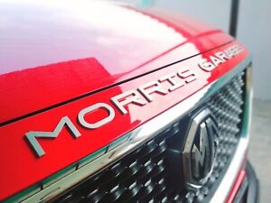MG (Morris Garages) Stainless Steel Emblem